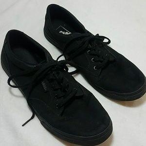 Vans Black Classic Sneakers